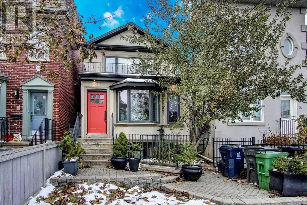 16 Bridgman Ave, Toronto, Ontario  M5R 1X2 - Photo 1 - C4637011